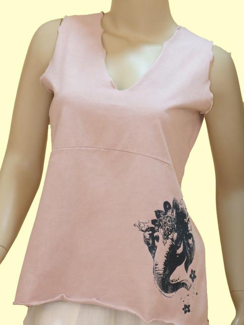 Ganesh Sumptuous Tank - Organic Cotton