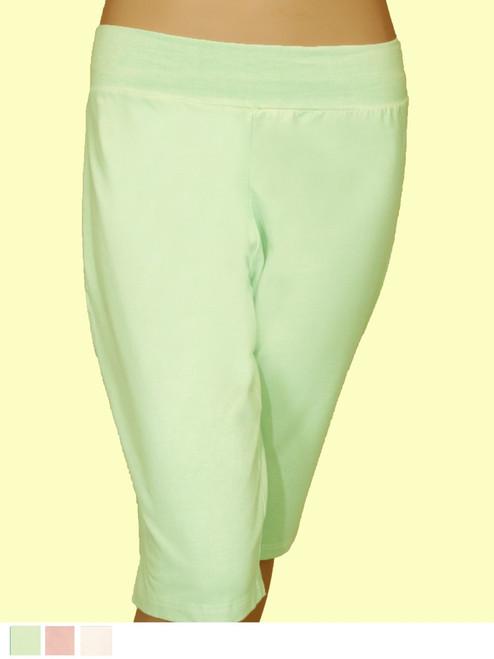Zen Short - 90% Organic Cotton / 10% Lycra Jersey
