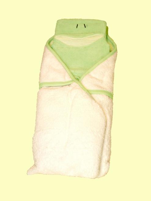 Frog Wash Set - Organic Cotton