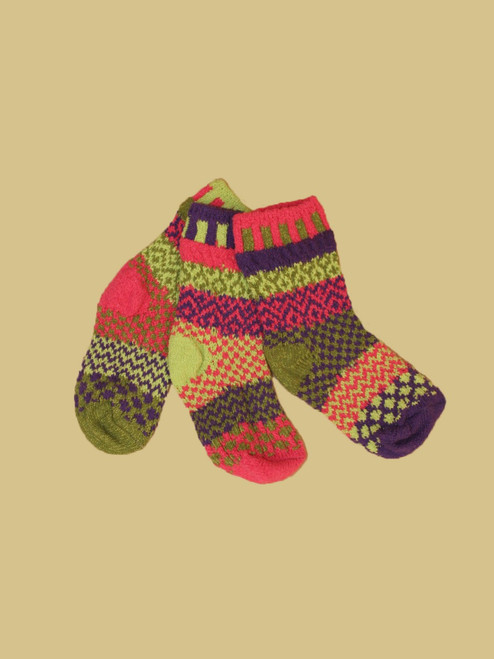 Grasshopper Socks  -  Recycled Cotton