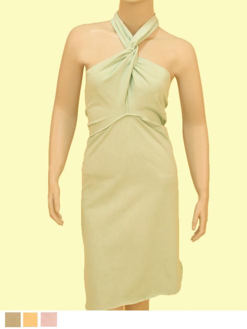 Infinity Dress Skirt - 90% Organic Cotton, 10% Lycra Jersey