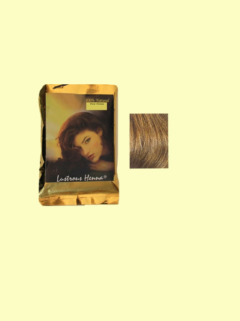 Lustrous Henna Brown Hair Color - 3.52 oz