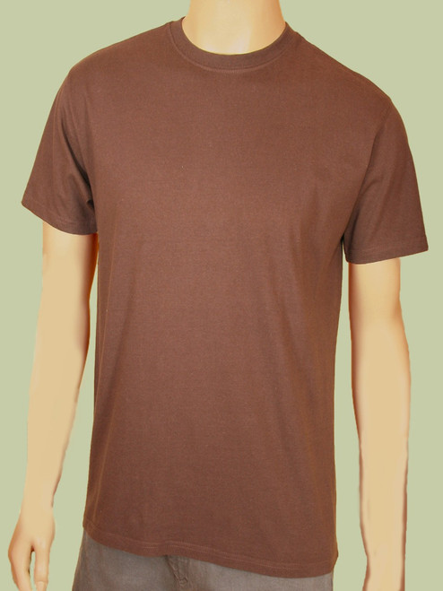Men's Short Sleeve Tee - Certified Organic Cotton