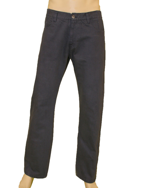 Men's Slate Denim Pants - Organic Cotton