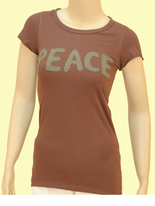 Peace Tee - Organic Cotton