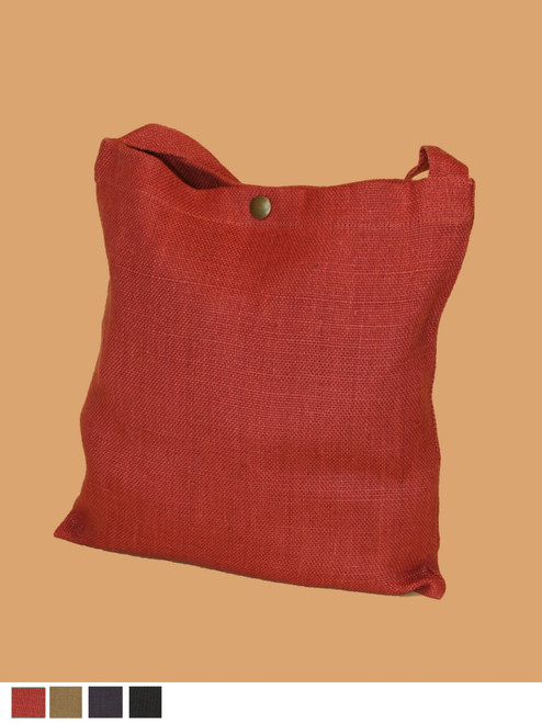 Rainforest Tote - Hemp