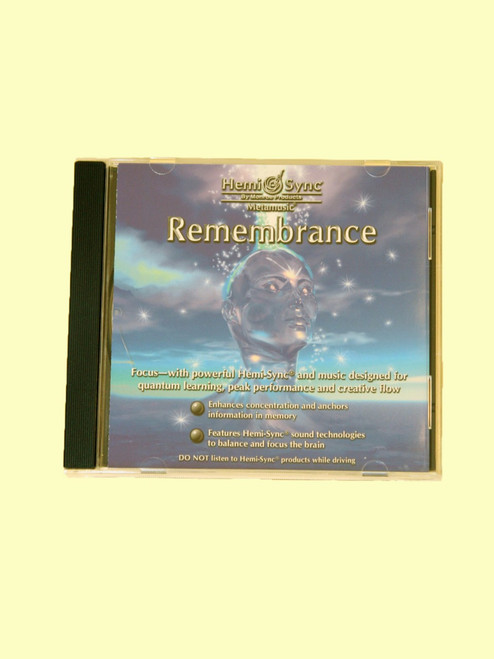 Hemi Sync - Wellness Music - Remembrance