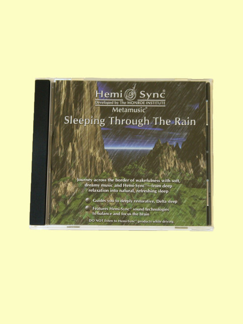 Hemi Sync - Health and Healing Music - Sleeping Through the Rain