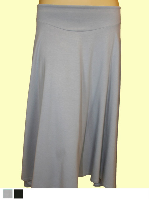 Swing Skirt - Bamboo Rayon