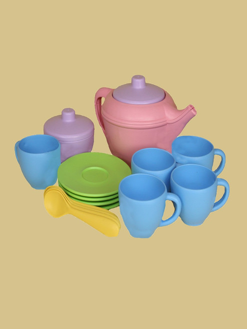 Tea Set  - Recycled Material