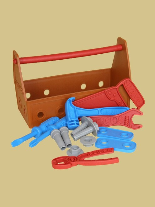 Tool Set  - Recycled Material
