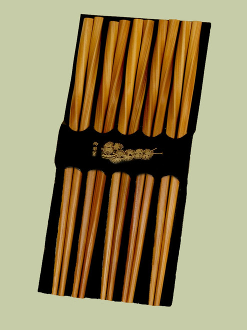 Twist Bamboo Chopsticks