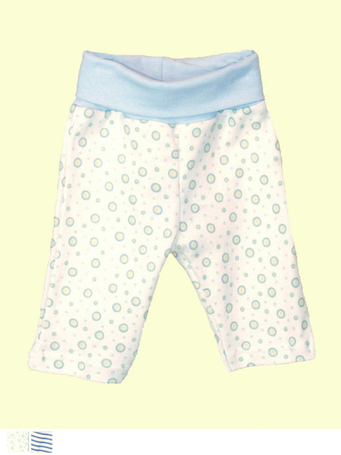 Baby Boy Waist Pant  - Certified 100% organic cotton