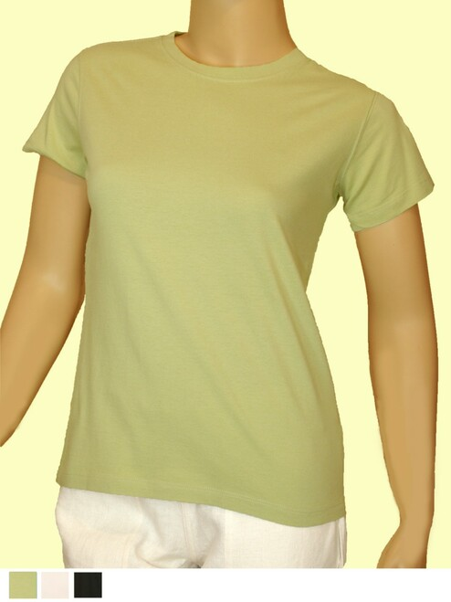 Women's Short Sleeve Tee - Organic Cotton