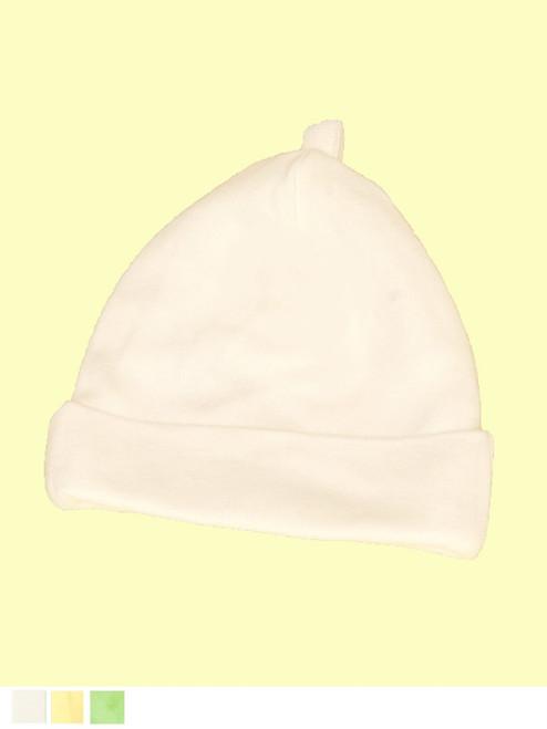Newborn Scull Hat - Certified 100% organic cotton