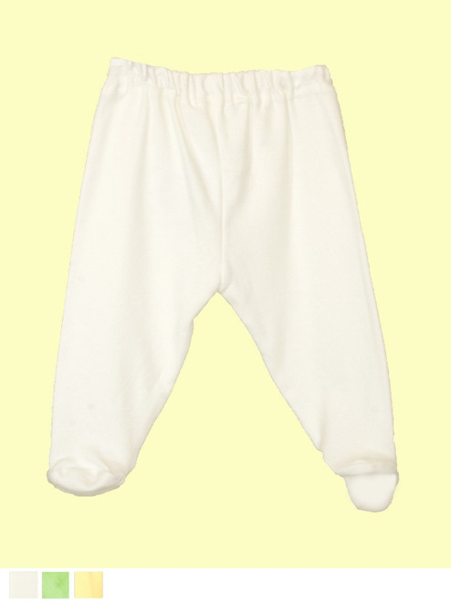 Baby Footed Pant - Organic Cotton