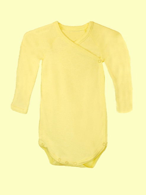 Long Sleeve Babybody - Organic Cotton