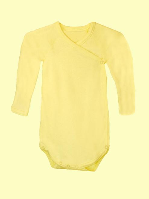 Long Sleeve Babybody - Organic Cotton