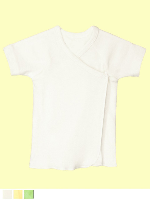 Short Sleeve Undershirt - Organic Cotton