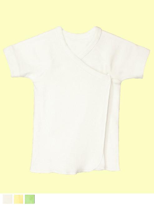 Short Sleeve Undershirt - Organic Cotton