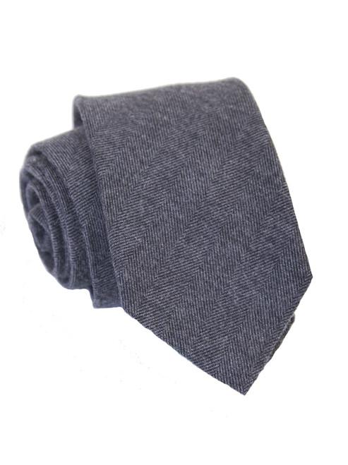 Herringbone Tie - Organic Cotton