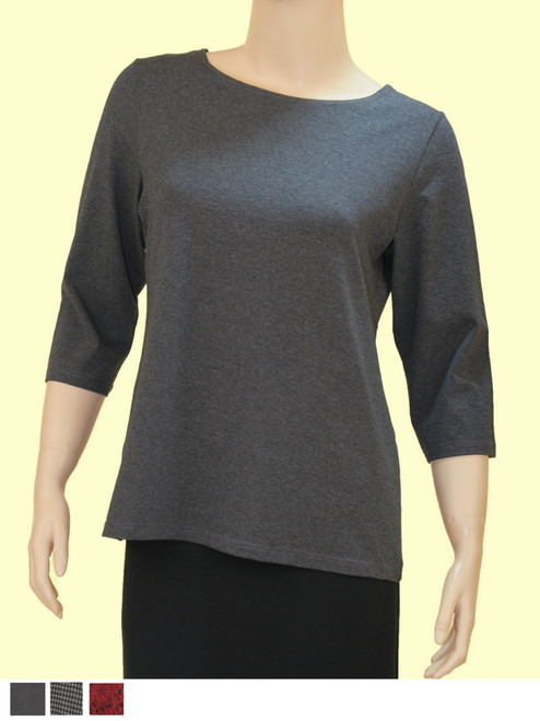 Perfect Top - Bamboo Viscose Knit