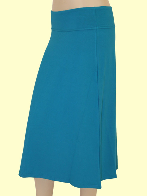 Sleek Skirt  - Bamboo Viscose