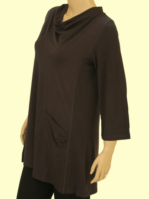 I Want It Tunic Dress - Bamboo Viscose