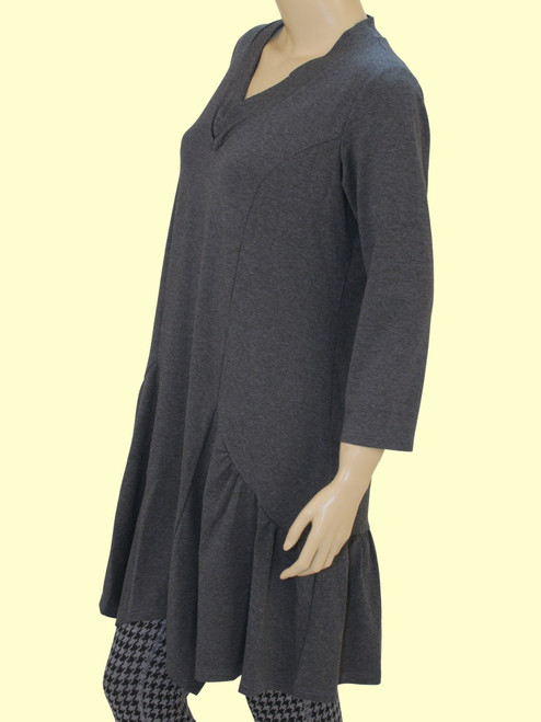 Halogen Tunic Dress - Bamboo Viscose