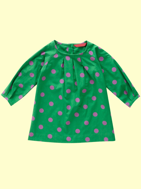 Spotty Tunic Dress - Organic Cotton