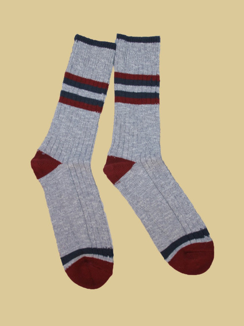 Men's Work Socks - Organic Cotton