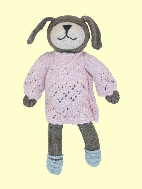 Lucy Dog - Hand Knit Organic Cotton
