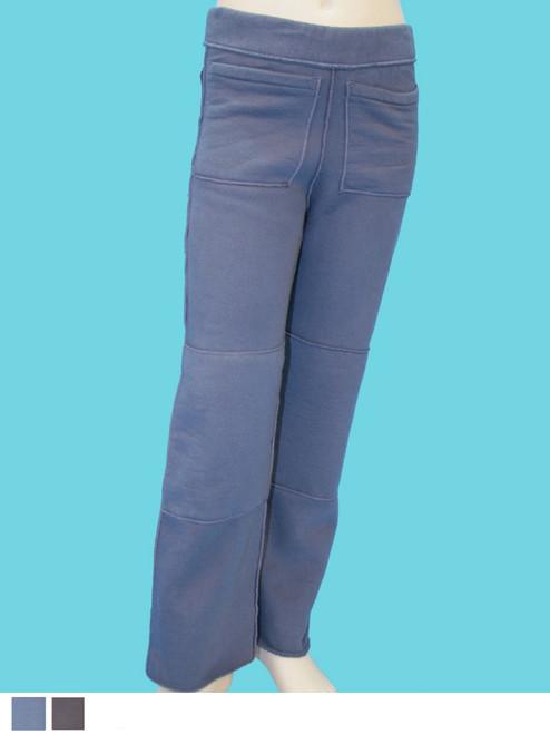Organic Fleece Cubist Pants