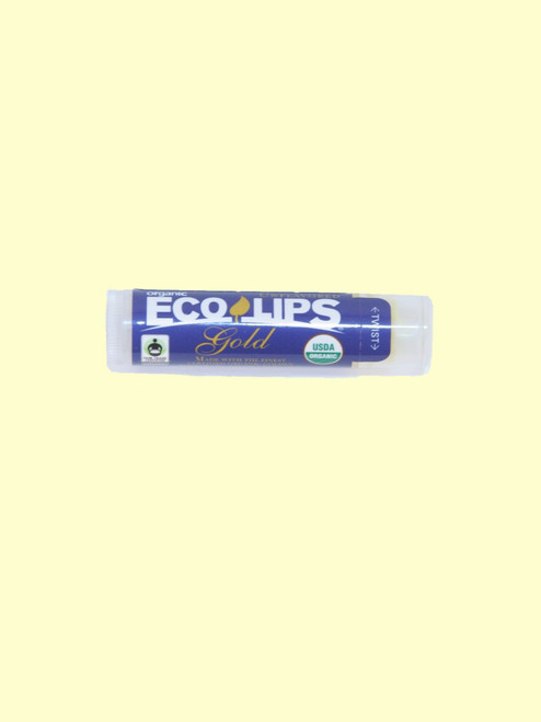 Gold Premium Certified Organic Lip Balm