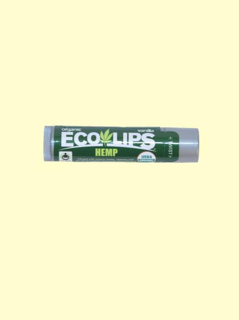 Hemp Premium Certified Organic Lip Balm