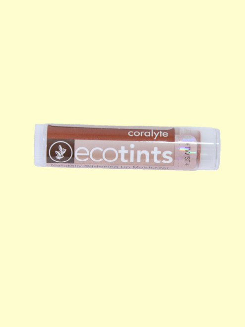 Coralyte Eco-Tints Lip Balm - Certified Organic Ingredients