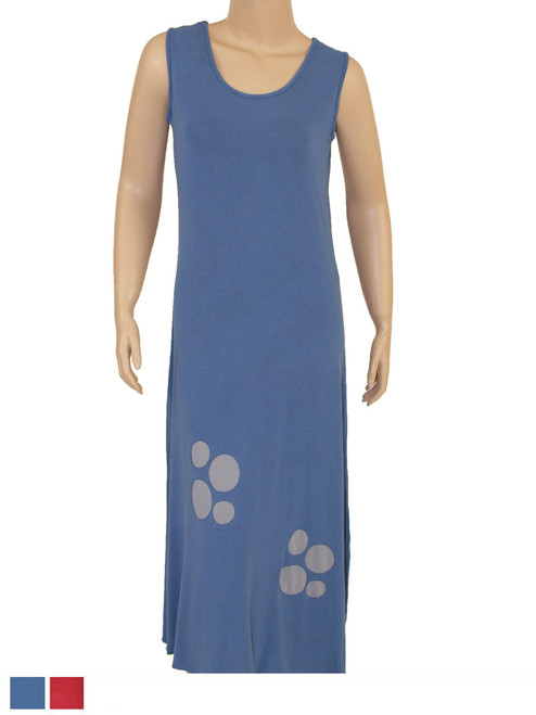Circle Ankle Tank Dress - Bamboo Rayon