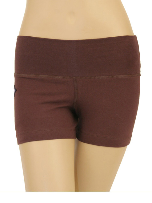 Luana Light Fitness & Yoga Short  - Organic Cotton