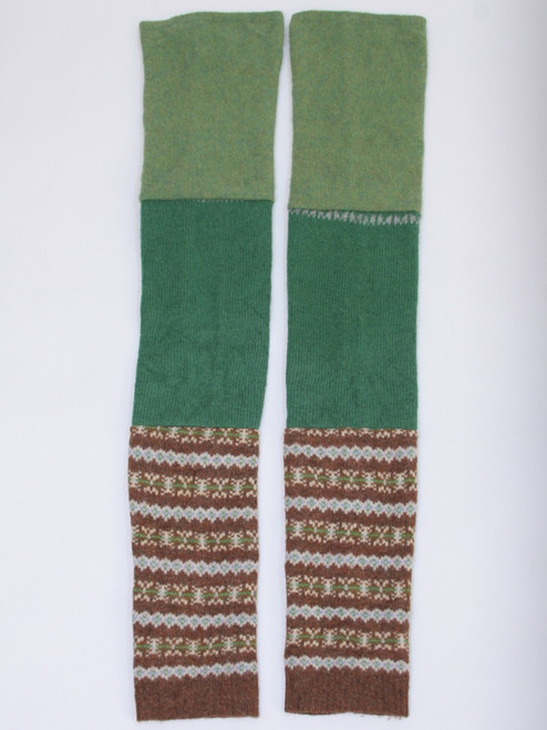 Gisselle Legwarmer Recycled Roots - Recycled Material