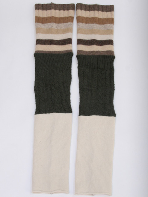 Gisselle Legwarmer Switzerland - Recycled Material