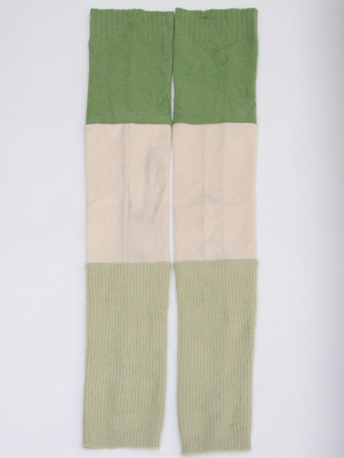 Gisselle Legwarmer Keylime Pie - Recycled Material
