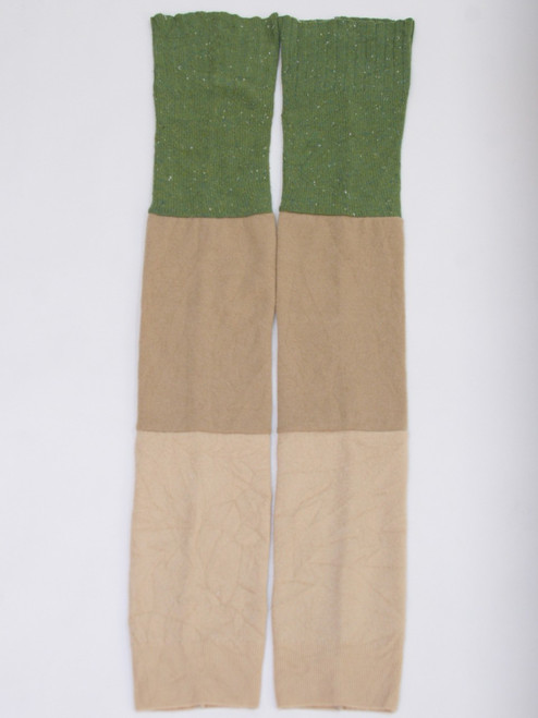 Gisselle Legwarmer Willow Tree - Recycled Material