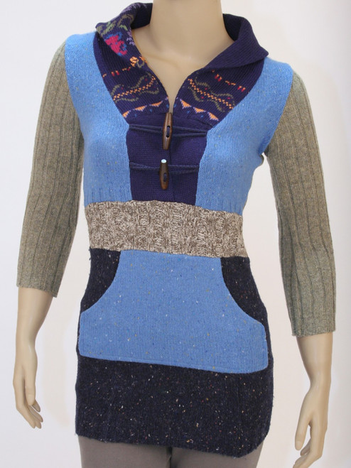 Noely Sweater Bonanza - Recycled Material
