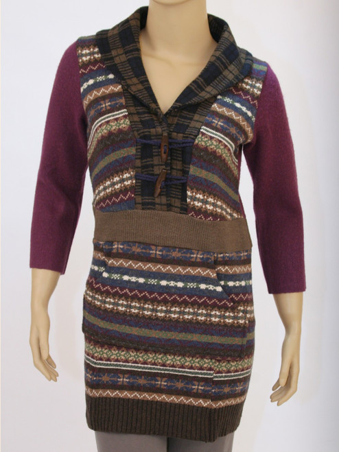 Noely Sweater Layer Cake - Recycled Material