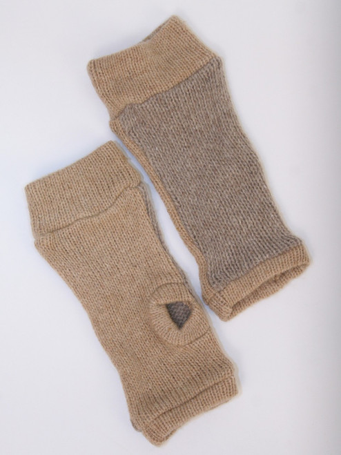 November Mitts Endless Winter - Recycled Material