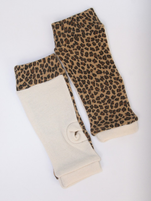 November Mitts Leopard - Recycled Material