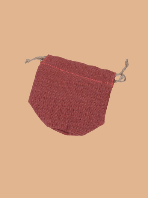 Drawstring Pouch - Hemp