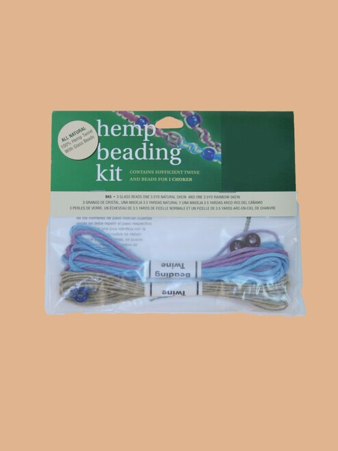 Hemp Beading Twine Kit
