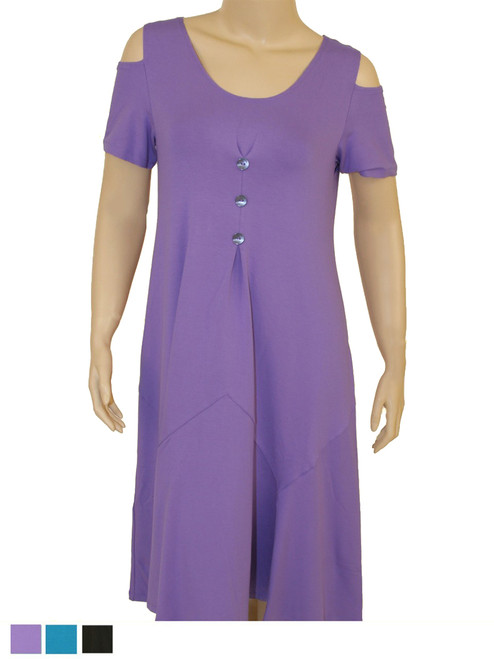 Tango Dress - Viscose Bamboo -Lavender