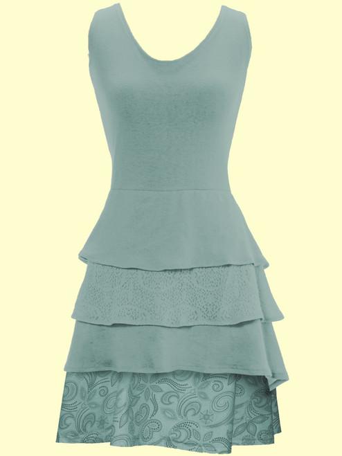 Sydney Dress - Hemp & Organic Cotton Jersey